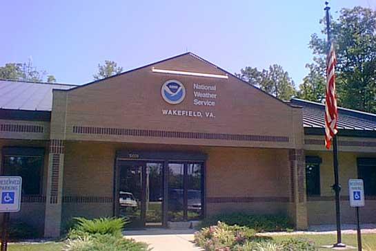 NOAA Wakefield