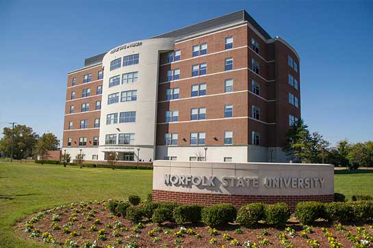 Norfolk State University McDemmond